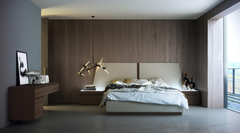 Dormitorio moderno de mobles garcia